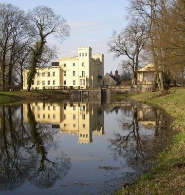 Schloss Steinhöfel, Foto: Doris Antony