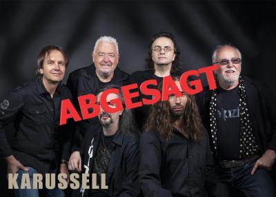 KONZERT ABGESAGT