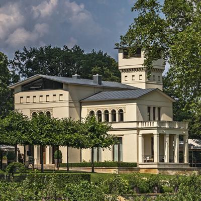 Villa Jacobs © Stefan Ludes