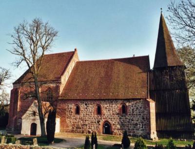Kirche in Kuppentin