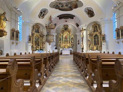 Pfarrkirche Blaibach