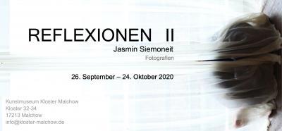 Ausstellung Jasmin Siemoneit