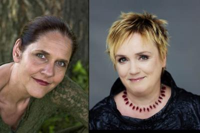 Britta Schwarz, Christine Schornheim (v.l.n.r.), Foto: promo