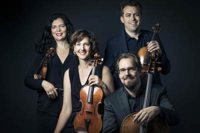 Gropius-Quartett, Foto: promo