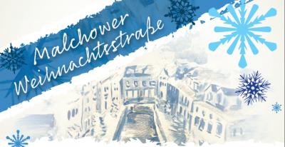Malchower Weihnachtsstraße