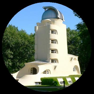 Einsteinturm, Bild: AIP