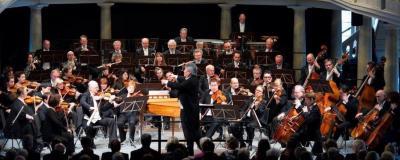 Brandenburgisches Staatsorchester Frankfurt und Takao Ukigaya, Foto: Peter Geisler