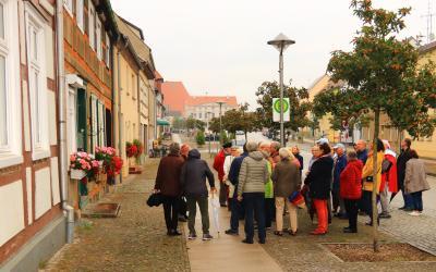 Stadtspaziergang 2019 - Foto: Marco Schimpke