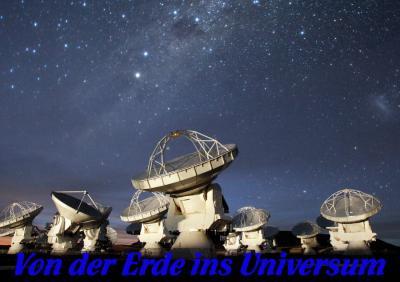 Von der Erde ins Universum