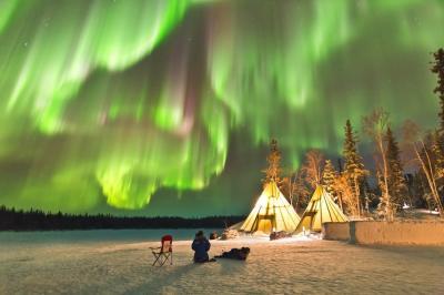 Aurora - Geheimnissvolle Lichter des Nordens