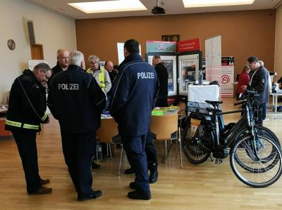 Sicherheitspartner Polizei
