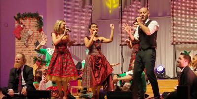 """Ensemble """"A Musical Christmas"""", Foto: Neumarkt4you.de"""