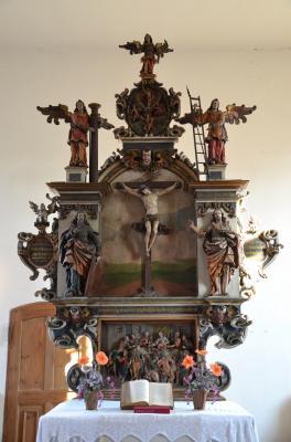 Altar Freienhufen