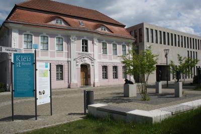 Kleist Museum in Frankfurt Oder, Foto: Kleist Museum