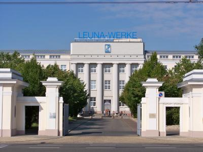 Leuna-Werke, Foto: WikiMedia