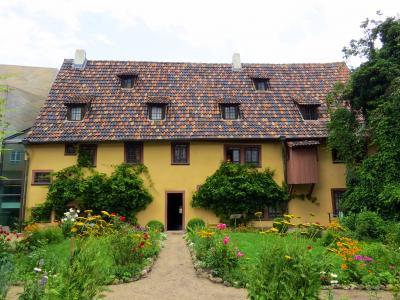 Bachhaus Eisenach, Foto: Kiefer