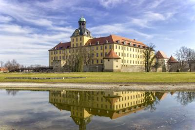 Schloß Moritzburg Zeitz, Foto: Uwe Rieschel