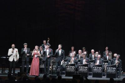 Glenn Miller Orchestra directed by Wil Salden, Foto: promo