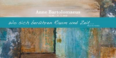 Einladung Anne Bartolomaeus