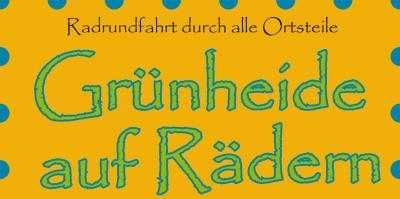 Poster Grünheide auf Rädern