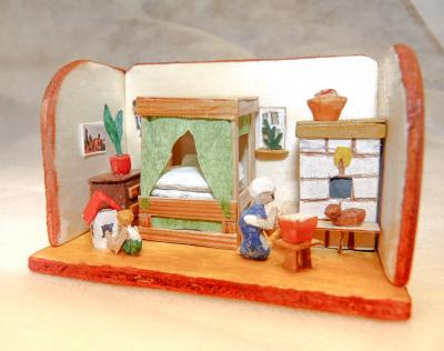 Miniaturen Walter Großpietsch Foto- Museum OSL