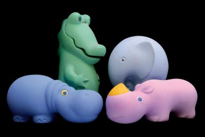 Neystat 1979 Zoo Mockba - Konferenz der Plastiktiere Foto- Weinhold- Köpcke