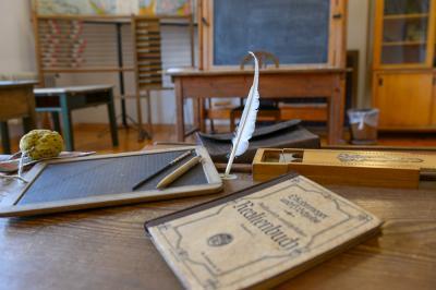 Historisches Klassenzimmer Foto: RASCHE FOTOGRAFIE