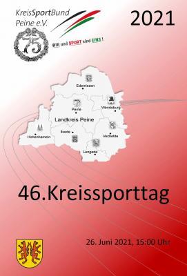 46. ordentlicher Kreissporttag des KreisSportBundes Peine e.V.