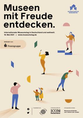 Plakat Internationaler Museumstag