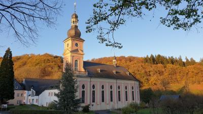 Klosterkirche Springiersbach ©SonjaMüller