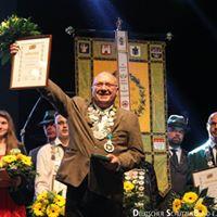 2.Platz 2019 beim Bundeskönigsschießen in Wernigerode - Frank Felix Faust (LSV M-V)