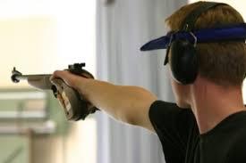 Pistolenschütze