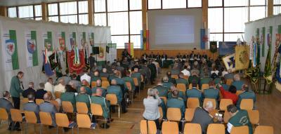 Delegiertenversammlung (Archivfoto Strasburg UM)