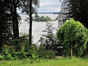Blick auf den Schweriner See