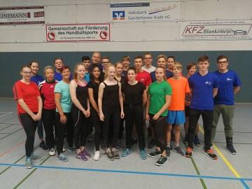 Juleica der Sportjugend Oldenburg-Land