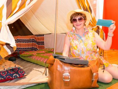Frau Krause macht Urlaub_Erlebnisführung Urlaub in der DDR Foto Museum OSL