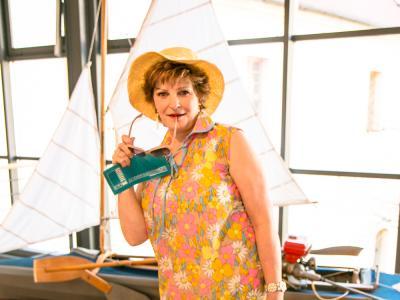 Frau Krause macht Urlaub_Erlebnisführung Urlaub in der DDR Foto MuseumOSL