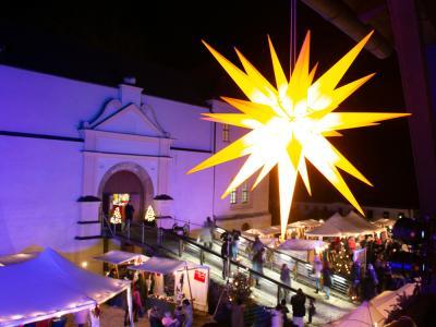 Märchenhafter Weihnachtsmarkt Schloss und Festung Senftenberg_Foto MuseumOSL