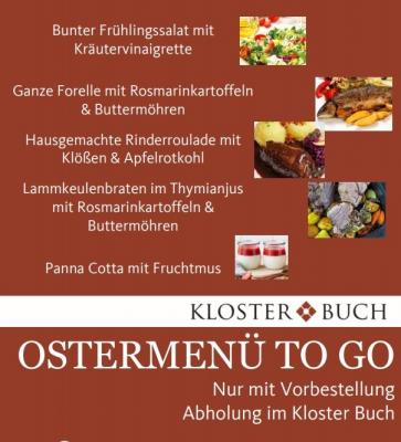 Ostermenü TO GO