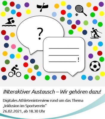 Digitales Athleteninterview: INteraktiver Austausch