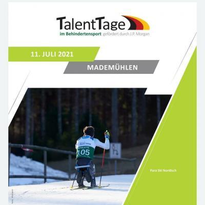 TalentTage in Mandelmühlen