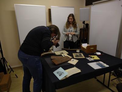 Foto: Stadt Perleberg | Mit 90 Objekten durch 90 Jahre Museum im Mönchort. Reporterin Stephanie Fedders von der MAZ ist auf Spurensuche nach spannenden Schätzen im Museum.