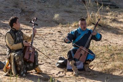 Konzert in der Wüste, Foto: Holger Fritzsche