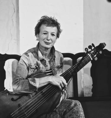 Christiane Gerhardt - Viola da Gamba