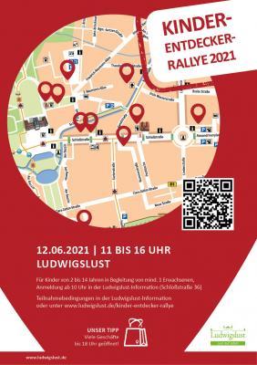 Kinder Entdecker Rallye_Plakat