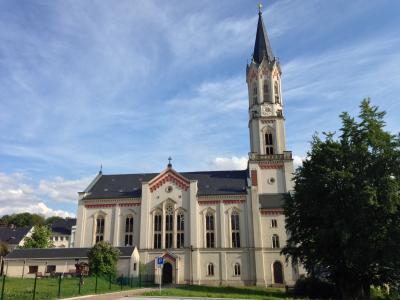 Stadtkirche Eibenstock, Foto Falk Partenfelder