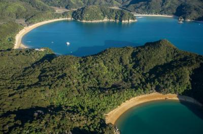 Abel Tasman Nationalpark, Foto: Stephan Schulz