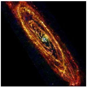 Quelle: ESA/Herschel/PACS & SPIRE Consortium, O. Krause, HSC, H. Linz