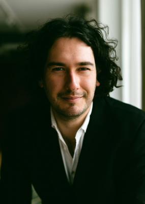 Gesangssolist Daniel Nicholson