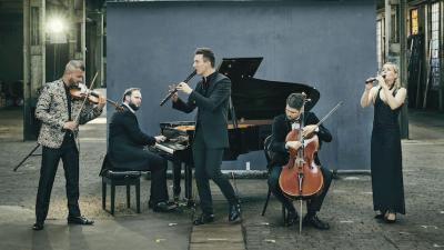 SPARK - die klassische Band, Foto: Gregor Hohenberg